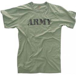 Vintage Olive Drab Army T-Shirt