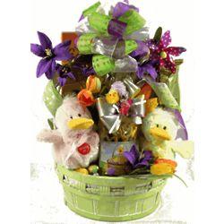 Quacking Good Time Easter Basket
