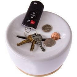 Coin Storage and Key Holder Bank