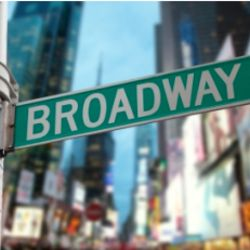New York Broadway Walking Tour for Two