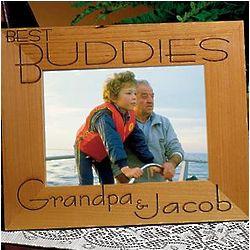 Personalized Best Buddies 5x7 Frame
