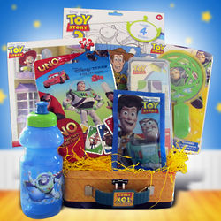 Toy Story Fun-Filled Gift Basket