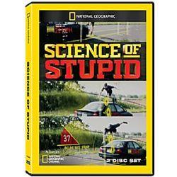 Science of Stupid DVD-R Set