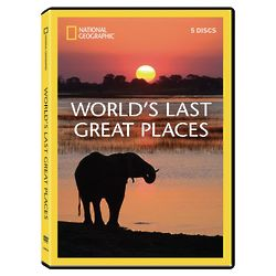World's Last Great Places DVD