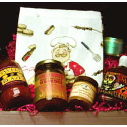 Get Grillin' Massachusetts Gift Set