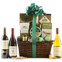 California Wine Tour Gift Basket