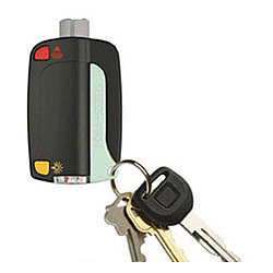 Bodygard 5-in-1 Auto Safety Keychain