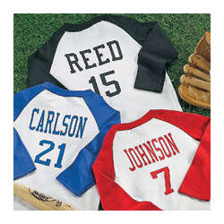 Personalized Adult Sports Jersey
