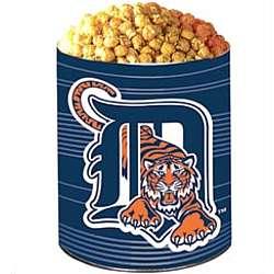 Detroit Tigers 3 Way Popcorn Gift Tin