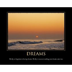 Dreams Personalized Artwork