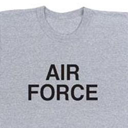 Air Force Training T-Shirt