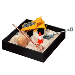 Mini Big Dig Executive Sandbox