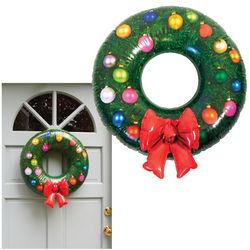Inflatable Wreath
