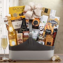Louis Roederer Cristal Collection Gift Basket