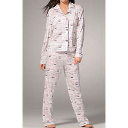 All About Love Kiss More Pajamas