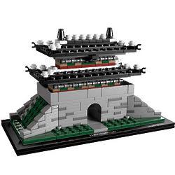 LEGO Sungnyemun Gate Architecture Set