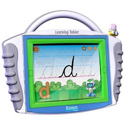 iLearn and Play Learning Tablet