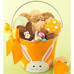 Easter Bunny Treats Pail