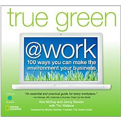True Green at Work Book