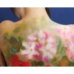 Couple's Body Painting Class in New York