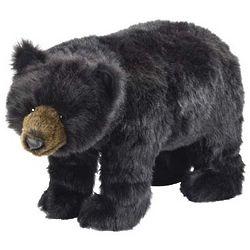 Black Bear Footstool Findgift Com