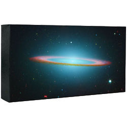 Hubble Image of the Sombrero Galaxy Print