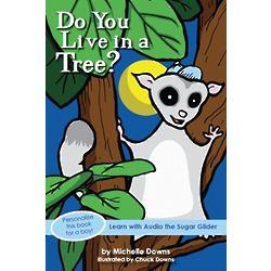 Do You Live in a Tree? Book for Boys