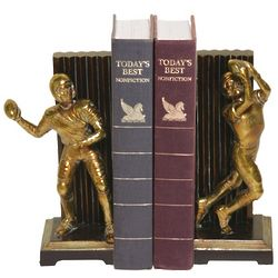 Vintage Touchdown Bookends