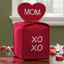 Personalized XOXO Treat Bag