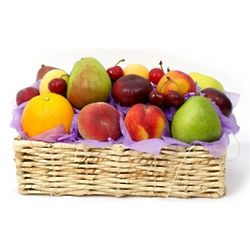 Summer Harvest Fresh Fruit Gift Basket