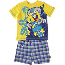 SpongeBob Squarepants Sk8r Toddler Outfit