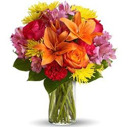 Bright Smiles Flower Bouquet