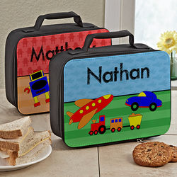 Just for Him Personalized Lunch Tote