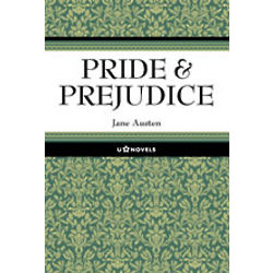 Personalized Classic Pride And Prejudice Novel