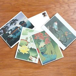 Haiku Note Cards