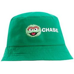 Personalized Sesame Street Oscar Bucket Hat