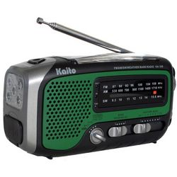 Small Voyager Solar and Crank Radio