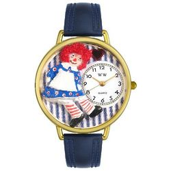 Raggedy Ann Miniatures Watch