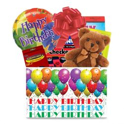 Kid's Birthday Gift Basket