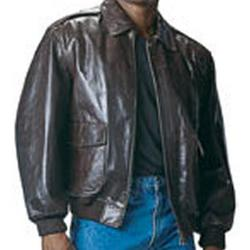 Brown A-2 Leather Jacket