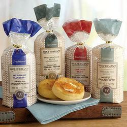Favorite Flavors Signature English Muffin Sampler