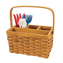 Utensil Caddy Basket