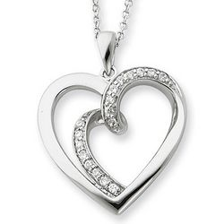 Sterling Silver Soulmate Necklace