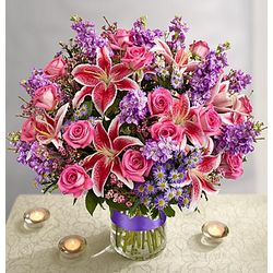 Straight From the Heart Bouquet