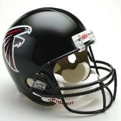 Atlanta Falcons Riddell Deluxe Replica Helmet