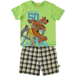 BMX Scooby-Doo 2 Piece Outfit