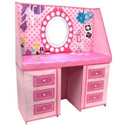 Girl's Vanity Play Center