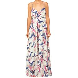 Las Palmas Juniors Maxi Dress
