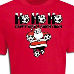 Ho Ho Ho Youth Soccer T-Shirt