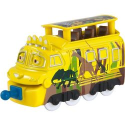 Chuggington Die-Cast Chugger Championship Mtambo Train